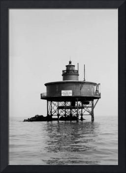 Seven Foot Knoll Lighthouse, Maryland