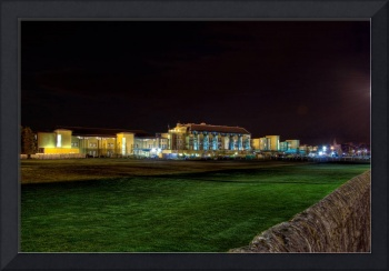 Old Course Hotel - Lit up