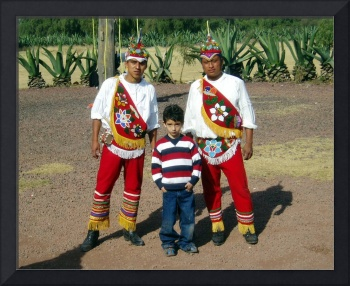Mexican Pole Spinners