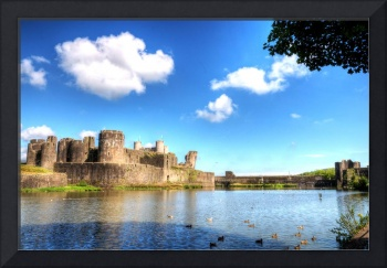 Caerphilly Castle 5