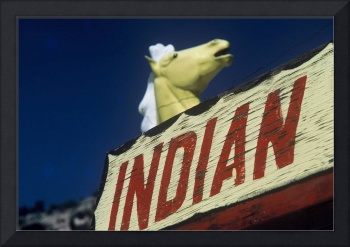 Collectible Original Sign Images