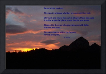 Blessing Beyond the Horizon