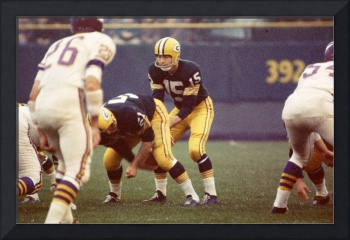 Bart Starr vs. Vikings