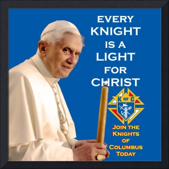 Every Knight is a Light for Christ