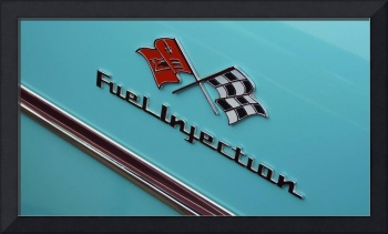 Chevrolet Bel Air Classic Fuel Injection