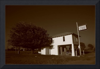 Route 66 - Lucille's Gas Station