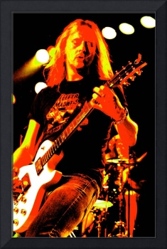 Jerry Cantrell - Small Art Print