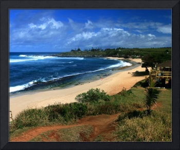 Hookipa Beach Maui North Shore Hawaii