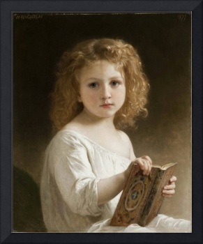 Adolphe William Bouguereau - The Book of Fairy Tal