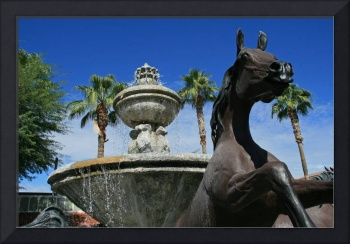Scottsdale Arizona Fountain