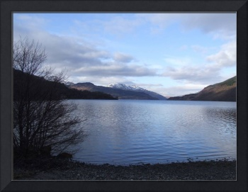 February at Loch Lomond