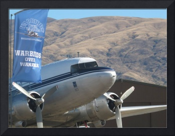 Dakota C-47 Skytrain Warbirds Over Wanaka 2010 NZ