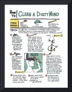 How To Clean A Dirty Mind