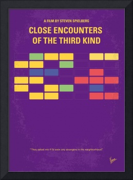 No353 My ENCOUNTERS OF THE THIRD KIND minimal movi