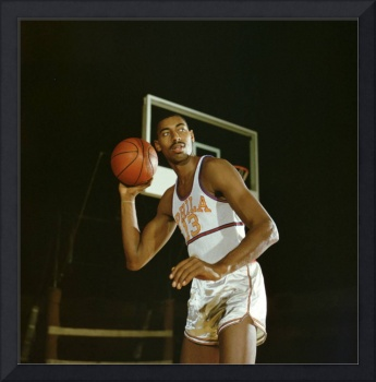 Wilt Chamberlain Perhaps the Best Ever