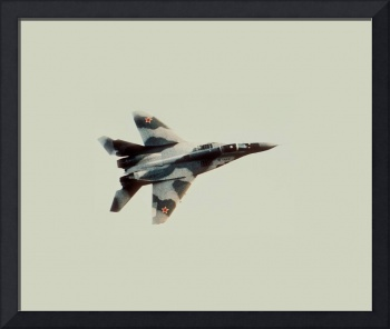 Soviet Aggression Into Ukrainian Airspace MiG-29