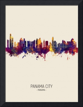 Panama City Skyline