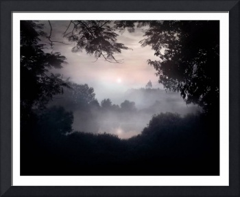 Misty Dawn photography