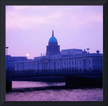 Custom House, Dublin, County Dublin, Ireland