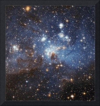 Gas and dust in the Large Magellanic Cloud