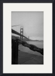 Chains Golden Gate by David Smith