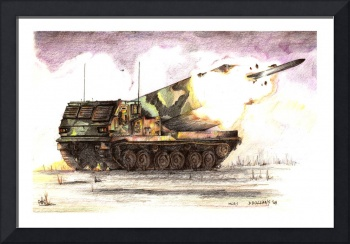 MLRS (Multiple Launch Rocket System)