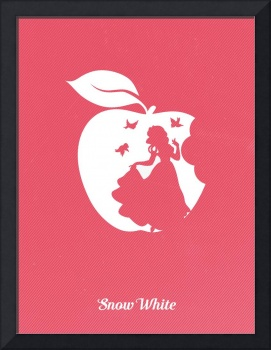 Alternative snow white movie poster