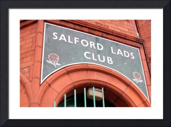 Salford Lads Club - The Smiths