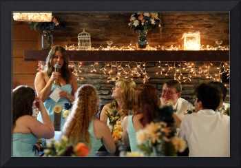 The Maid of Honor's Toast
