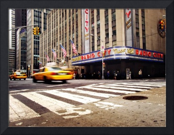 NYC: Radio City Music Hall