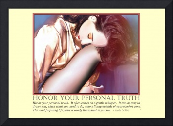Honor Your Personal Truth