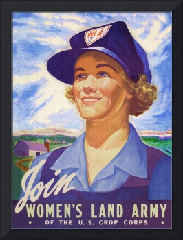 United States Women's Land Army
