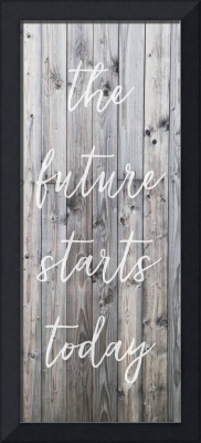 The Future Starts Today Sentiment