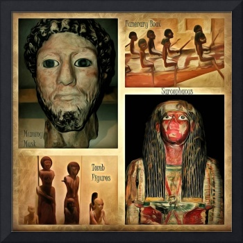 Ancient Egyptian Burial Practice
