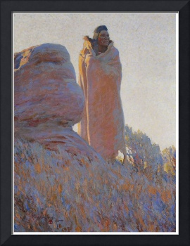 Maynard Dixon's The Medicine Robe