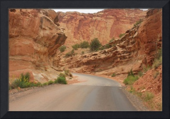 Dirt Road Canyon