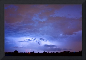 Big Sky Small Lightningn Bolt