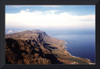 View of the Cape, Cape Town, South Africa