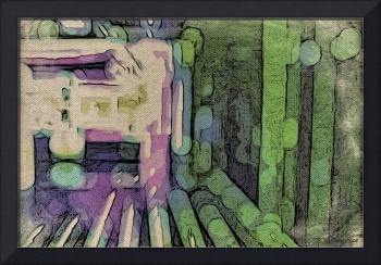 Abstract Montage of Flat Light Art (2 of 36)