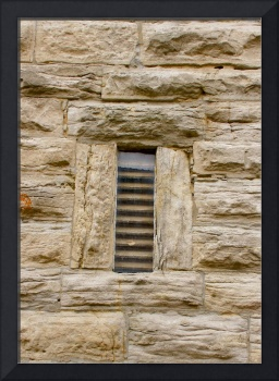 Jail Cell Window