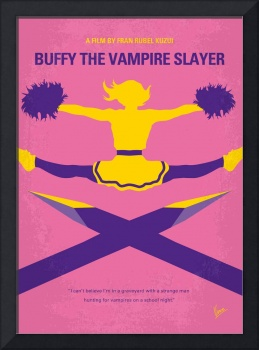 No1058 My Buffy the Vampire Slayer minimal movie p