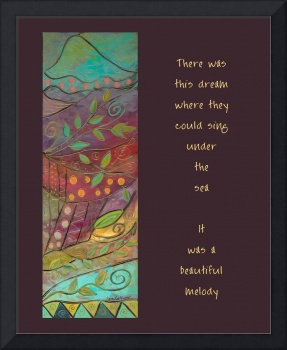LyricalColors-There was this dream-Karen Lee Turne
