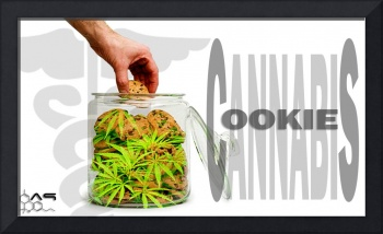 Cannabis Cookies sold here!