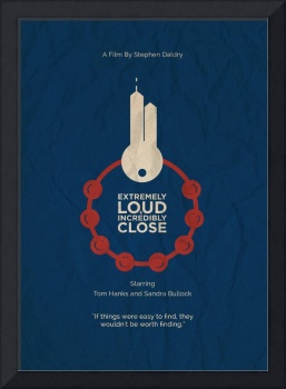 Extremely Loud & Incredibly Close Minimalist Movie