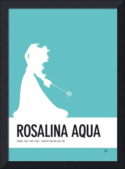 No39 My Minimal Color Code poster Rosalina