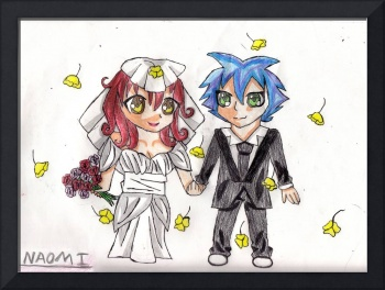 Chibi Wedding2015