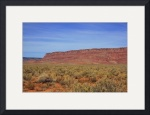 Vermilion Cliffs by Jacque Alameddine