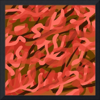 Abstract: Coral Camouflage 3