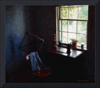 Silent Sewing Room