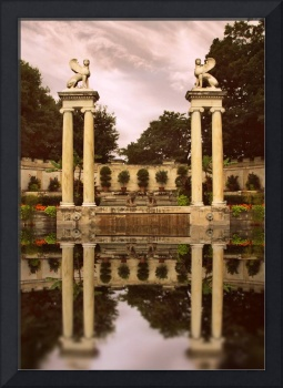 Reflections of an Amphitheater